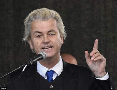 Partai Anti-Islam Geert Wilders Keok di Pemilu Belanda