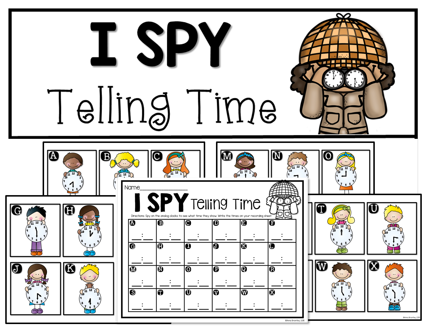 Let S Practice Telling Time With Free Download