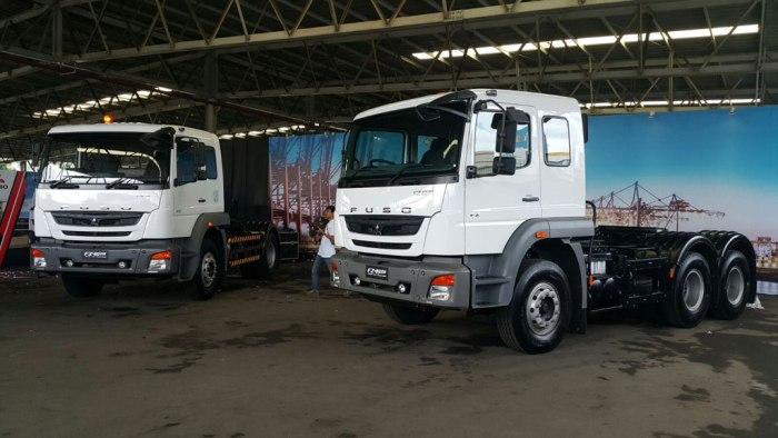 Kredit Mobil Tractor Head di Medan
