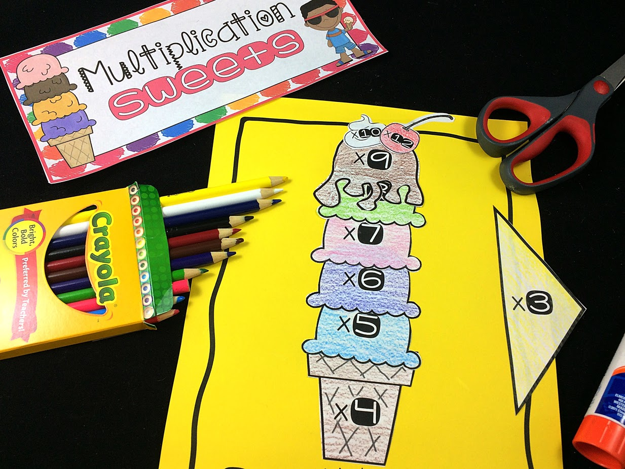 Help Your Students Learn Their Math Facts...For Good! - The ...