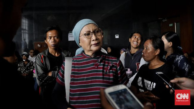 Ratna Sarumpaet Dikejar Staf Luhut Usai Debat di Danau Toba