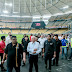Stadium Nasional Bukit Jalil Titik Tumpu Perhimpunan Ulang Tahun Ke-71 UMNO