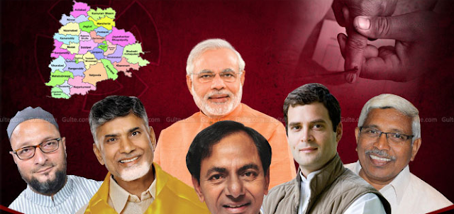 Who will win Telangana elections' is most searched question on Google