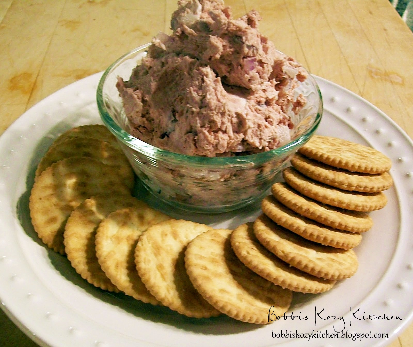 Before And After Merging Two Rooms Has Created A Super: Braunschweiger & Cheese Spread