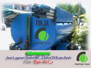 Jasa Tinja Prosional di Jemursari Surabaya