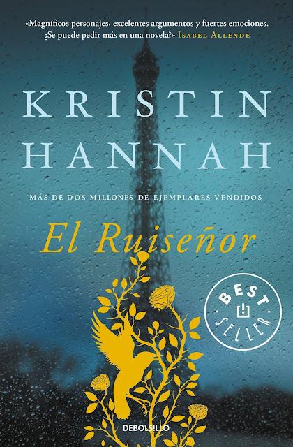 El ruiseñor, de Kristin Hannah