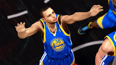 NBA 2K13 Stephen Curry Face NBA2K Mods