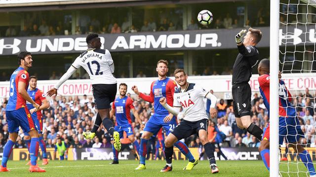 [Video] Cuplikan Gol Tottenham 1-0 Crystal Palace (Liga Inggris)
