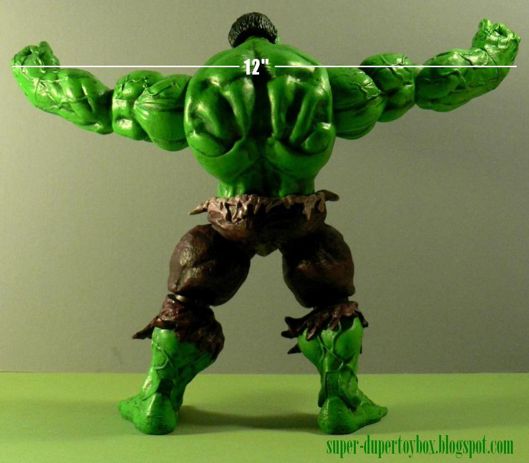 Super-DuperToyBox: Marvel Select Hulk