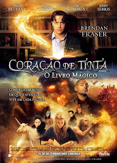 Download – Coração de Tinta: O Livro Mágico – DVDRip AVI Dual Áudio