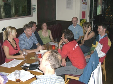 Lambeth Cyclists meeting