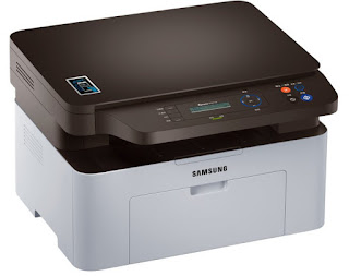 The color prints are non possible amongst the mono Light Amplification by Stimulated Emission of Radiation printer Samsung SL-M2071W Driver Download