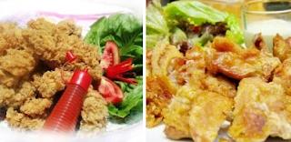 Spicy Popcorn Chicken Recipe