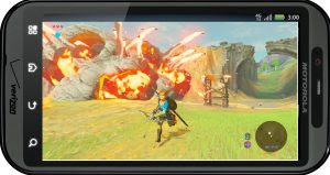 The Legend of Zelda Breath of the Wild APK For Android