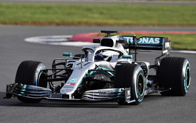 Mercedes-AMG F1 W10 EQ Power+ 2019