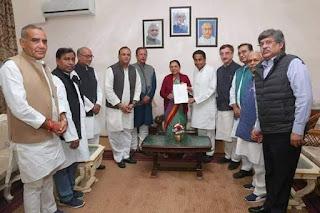 मध्य प्रदेश: 17 दिसंबर को कमलनाथ लेंगे शपथ, ये रही कैबिनेट मंत्रियों की संभावित लिस्ट