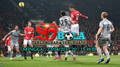 PREDIKSI PERTANDINGAN BURNLEY Vs MANCHESTER UNITED 23/04/2017