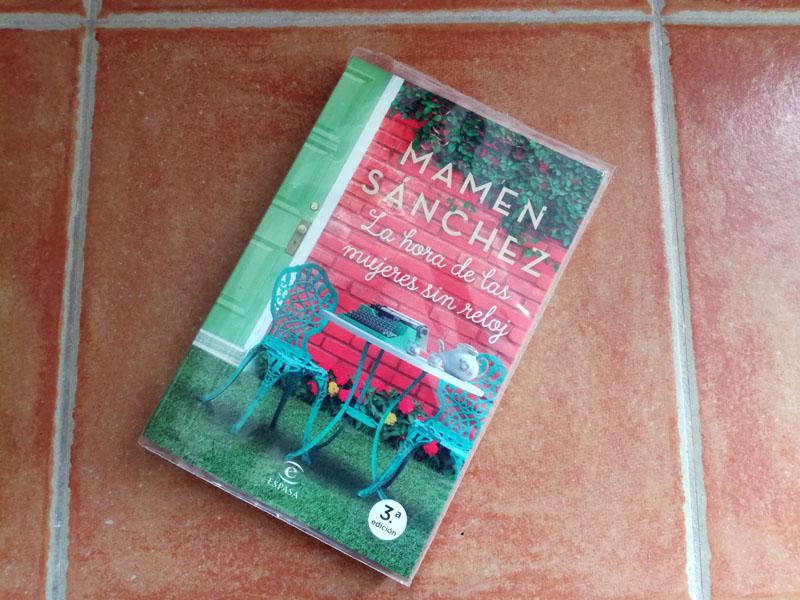 Foto: libro di Mamen Sánchez: La hora de las mujeres sin reloj