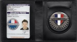 sécurité carte professionnelle