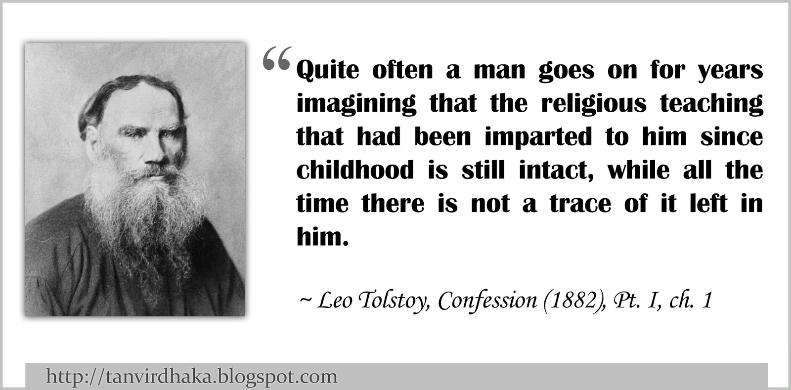 three questions by leo tolstoy Knew the answers to three questions, he would never stray in any matter  1 what is the best time to do each thing  2 who are the most important people to work with  the hermit and repeated his three questions the hermit still did not answer, but instead stood and pointed to the spade and said.