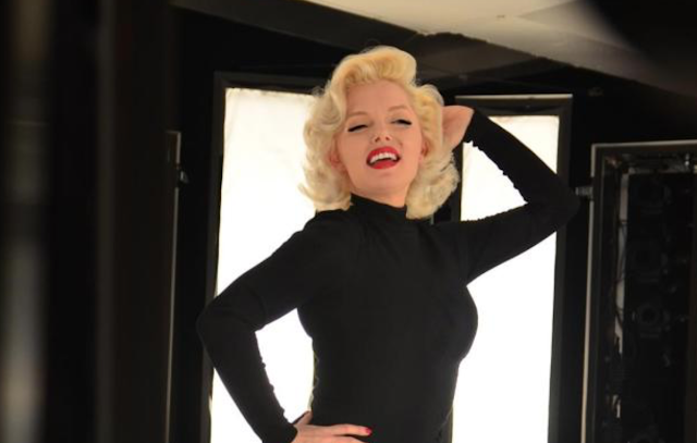 MODERN DAY ITCH Marilyn Monroe is being brought back to life with latest technology using a digital double