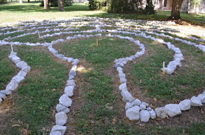 The Labyrinth: A Sacred Path for Pilgrims