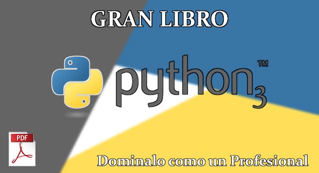 libro python 3