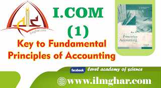 1st Year Principles Of Accounting Helping Book for 11th class in pdf format