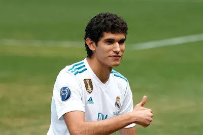 Jesus Vallejo Real Madrid