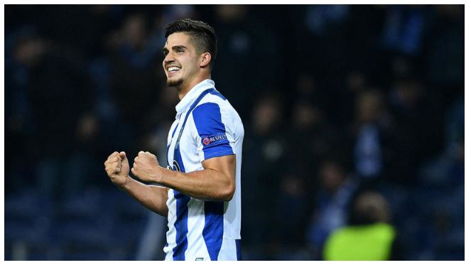 BREAKING NEWS:- AC Milan sign in Andre Silva from Porto