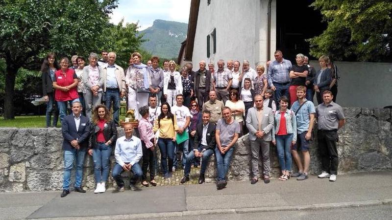 Ο Πόρος στην 15η Συνάντηση των Ευρωπαϊκών Χωριών Πελαργών στην Ελβετία