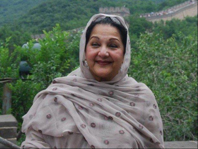 Begum Kulsoom Nawaz Passes Away In London After Battling Cancer