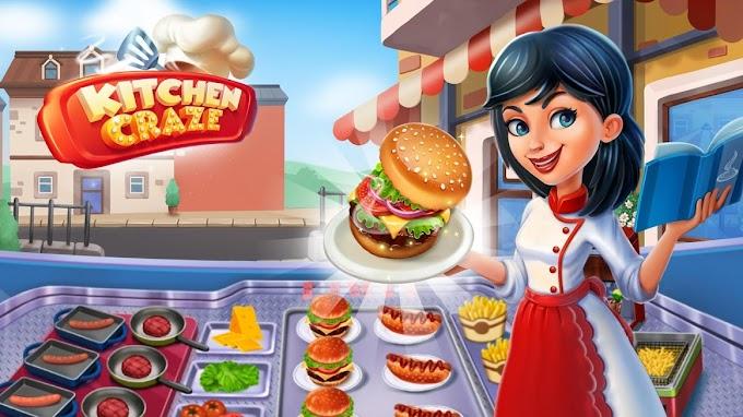 Apps videojuegos: Kitchen Craze (Master Chef Cooking Game)