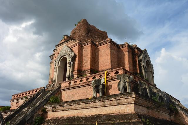 Wat à Chiang Mai