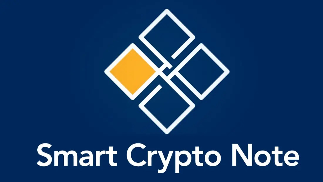 Smart Crypto Note