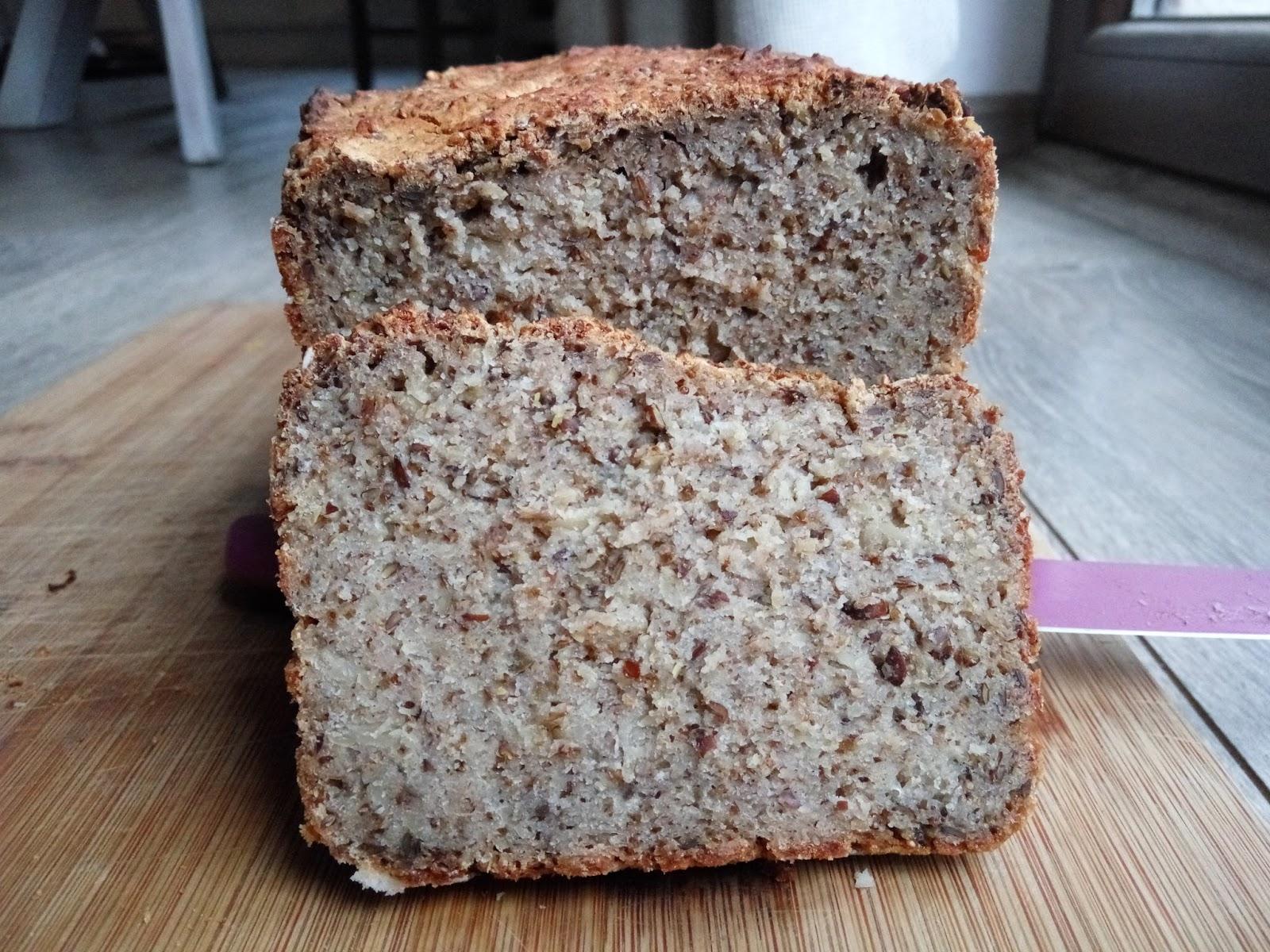 Chleb gryczano-ryżowy na zakwasie z wody po ogórkach kiszonych