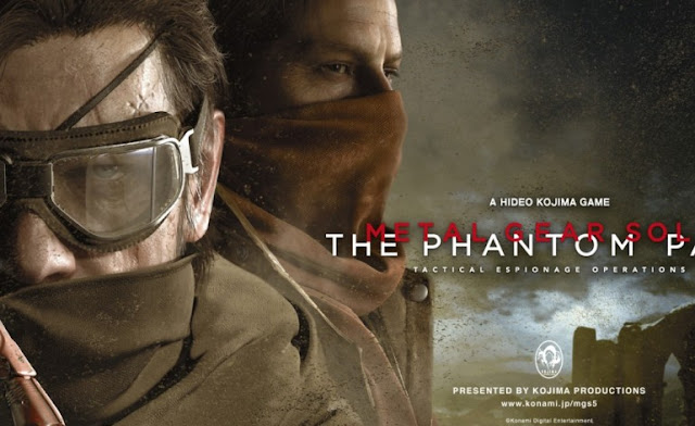 تحميل لعبة metal gear solid v the phantom pain