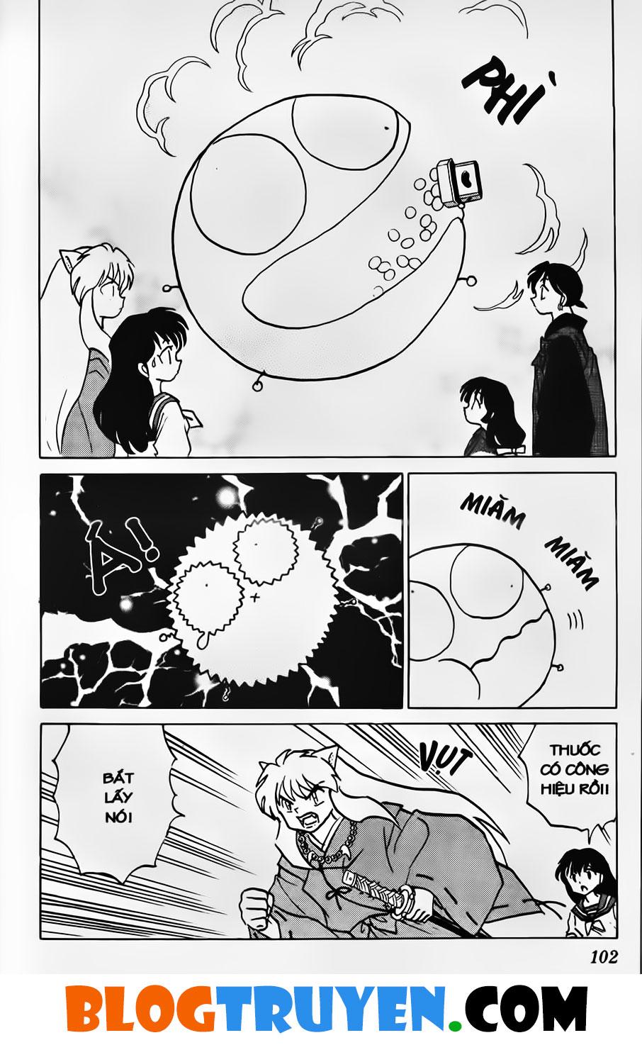 Inuyasha vol 34.6 trang 9