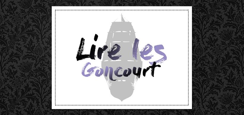 Challenge lire les Goncourt
