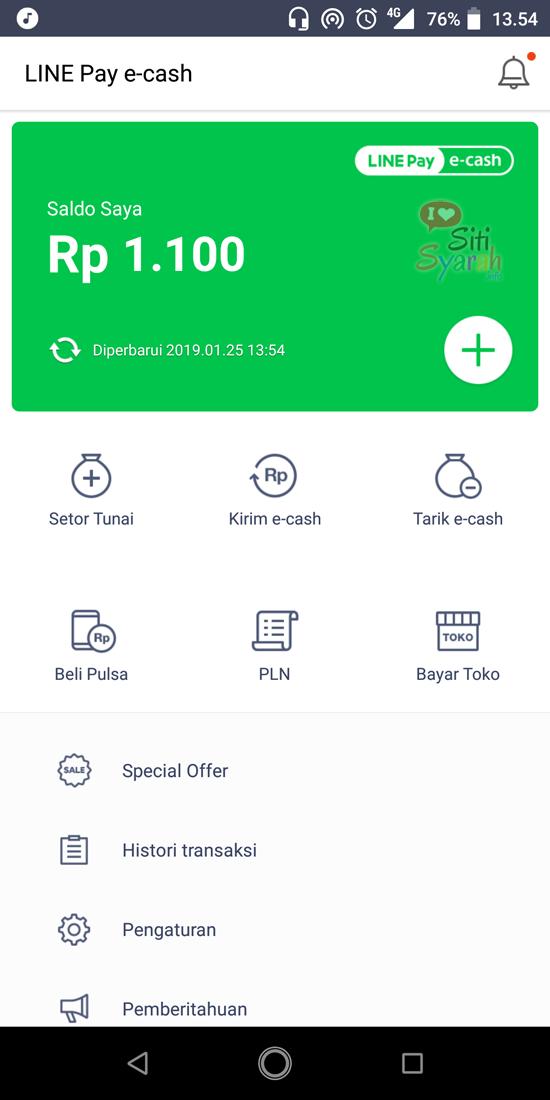 rekening ponsel terbaik di Indonesia