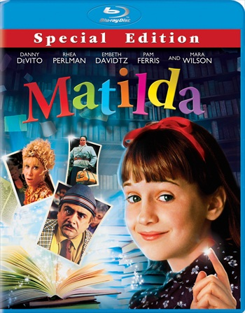 Matilda 1996 Dual Audio Hindi Bluray Movie Download