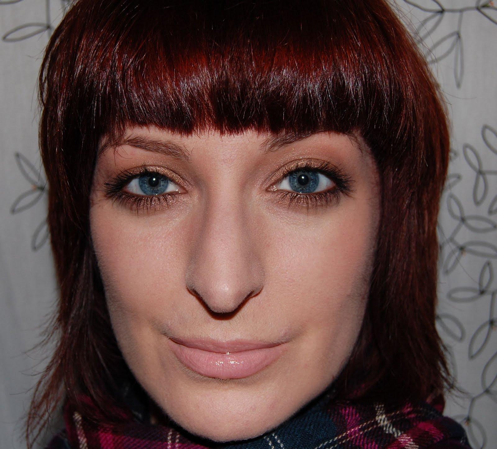 Carmindy eye makeup