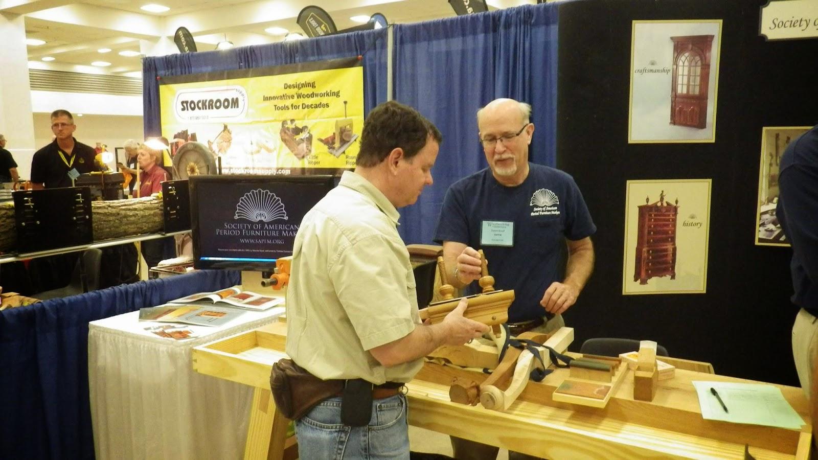 David Boeff Furniture Maker Woodworking In America Weekend