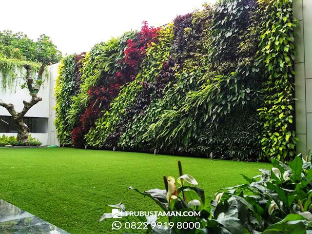Tukang taman jakarta - Jasa Pembuatan Taman Vertical