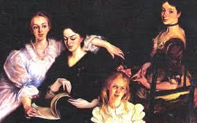 Family of Louisa May Alcott