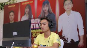Đồng hành cùng Ngô Minh Hiệp tại giải đấu Audition World Championship