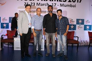 Ekta Kapoor Anurag Kashyap & Ramesh SippyAt at FICCI FRAMES 2017  0148.JPG