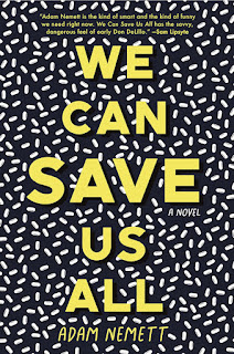Interview with Adam Nemett, author of We Can Save Us All