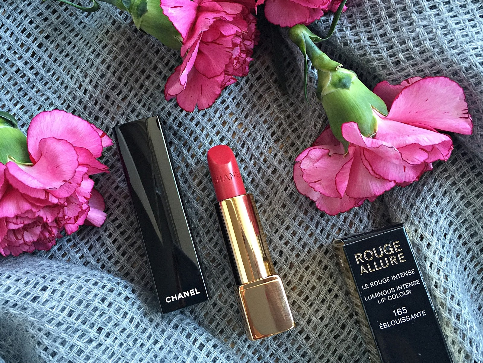 CHANEL ROUGE ALLURE - 165 EBLOUISSANTE