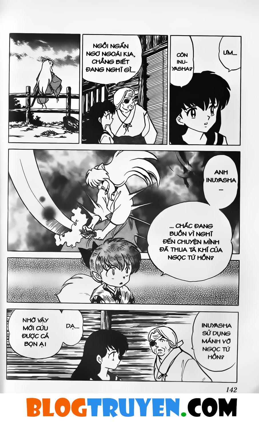 Inuyasha vol 36.8 trang 13